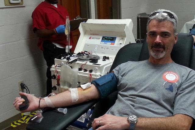 Senoia blood drive Jan. 30
