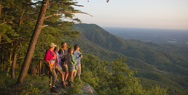 Free travel guide for state parks