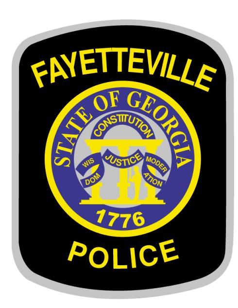 Fayetteville Police deliver food, water