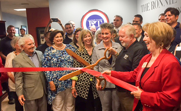 Ronnie Thames Foundation opens in Peachtree City