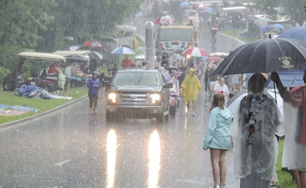 Rain on our PTC parade? We say bring it on!