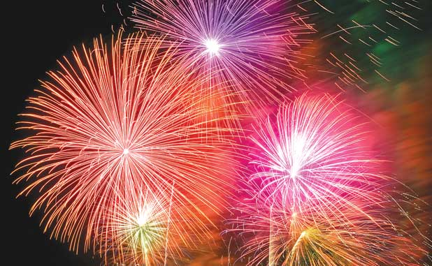 Don't get burned by changes in law about when, where fireworks allowed